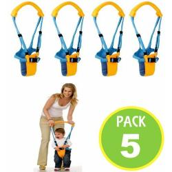 Pack 5 Arnes Aprender A Caminar Bebe Moon 50186 / Fernapet