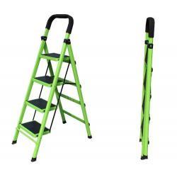 Escalera 4 Niveles Plegable Antideslizante 95017/ Fernapet