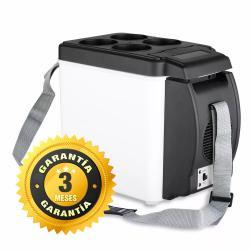 Mini Refrigerador Cooler Para Auto 6 Litros 12v /onlineclub