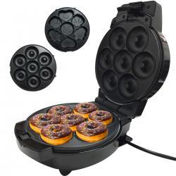 Maquina Donuts Donas 7 Donuts De 5 Cm 600 W Dsp