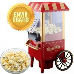 Maquina Para Hacer Cabritas Popcorn Carrito / Onlineclub