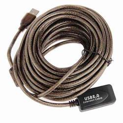 Si buscas Cable Extension Usb Activo 5 Metros Blindado Sin Perdida puedes comprarlo ya, está en venta en Chile