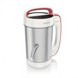 Si buscas Sopera Soup Maker Philips 1.2l Acero Inox + Recetario En Loi puedes comprarlo con MEXXCOMPUTACION está en venta al mejor precio