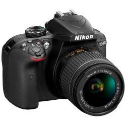 Cámara Nikon D3400 Reflex Profesional Con Lente 18-55 En Loi