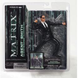 Personaje Muñeco Matrix Agente Smith Mcfarlane Nuevo Oferta
