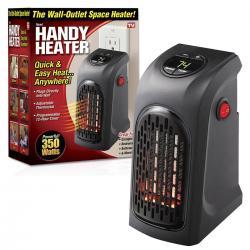 Calefactor Climatizador Digital De Pared Bajo Consumo