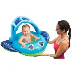 Bote Inflable Bebe Techo Piscina Playa Trueliving Futuroxxi