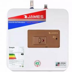 Calefon James Cobre 20 L Poliuretano Inyectado Opciones Dimm