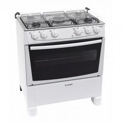 Cocinas James 5 Hornallas C150 Blanca Encend Autolimp Dimm