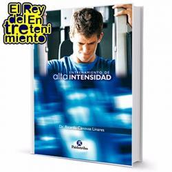 Libro Entrenamiento De Alta Intensidad Dr. Canovas - El Rey