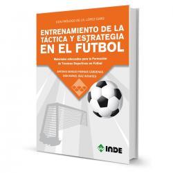 Libro Entrenamiento Tactica Y Entrenamiento En Futbol El Rey