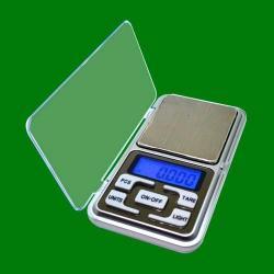 Balanza De Precisión Con Tapa Hasta 200 Gramos