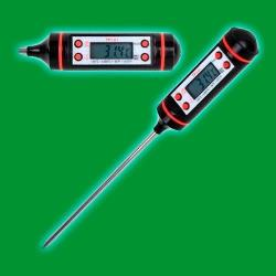 Termometro Digital Para Comidas Carnes Tortas Y Otros