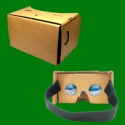 Lentes Ajustables Realidad Virtual 3d Vr Box