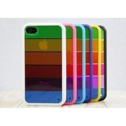 Protector Iphone 5 / Se Arcoiris Funda Multicolor