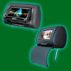 Cabecera Con Dvd Player Multimedia 7 Pulgadas El Juego.