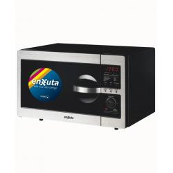 Microondas Enxuta 26lts Control Digital Grill 10niveles Nnet