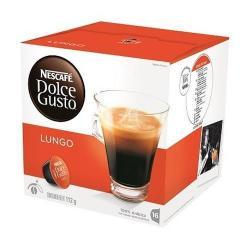 Capsulas Dolce Gusto Nescafe Sabor Cafe Lungo