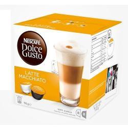 Capsulas Dolce Gusto Nescafe Sabor Latte Macchiato