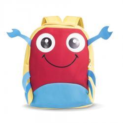 Si buscas Mochila Infantil Diseño Cangrejo Resitente Al Agua puedes comprarlo con UNIVERSO BINARIO está en venta al mejor precio