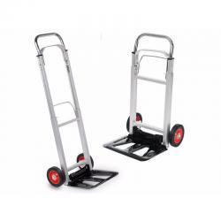 Carro Plegable Aluminio Multiuso Hasta 90 Kg Reforzado