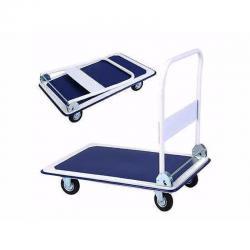 Carro Carrito Con Plataforma Plegable Soporta 150kg Calidad