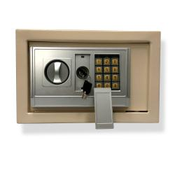 Caja Fuerte Electrónica Digital Llaves Cofre Fort Oferta