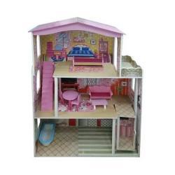 Si buscas Casa De Muñecas Grande C/muebles 1m De Alto Adv410387 Oferta puedes comprarlo con ELECTROVENTAS ONLINE está en venta al mejor precio