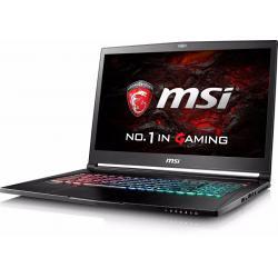 Notebook Msi Gamer Core I7 1tb + 128ssd 16gb Led 17 Gtx 1060