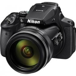 Camara Nikon P900 16mp Wifi Optico 83x Full Hd 60 Fps Gps