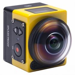Camara Deportes Kodak Pixpro Explorer Full Hd Wifi Video 360