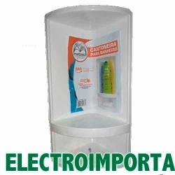 Esquinero Para Ducha Grande Metasul - Electroimporta -