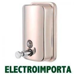 Dispensador Metálico Para Jabón Liquido - Electroimporta