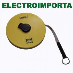 Cinta Métrica Para Agrimensor 30 Metros - Electroimporta