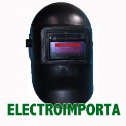 Careta Soldar Fotocromatica Fotosensible - Electroimporta -