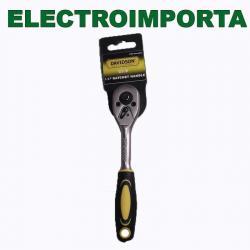 Llave Criquet Encastre 1/4 - Electroimporta -