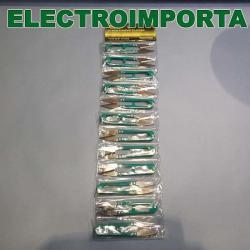 Pack De Mini Tijeras 12 Unidades - Electroimporta