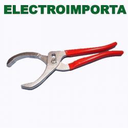 Pinza - Llave Saca Filtro Grande 85-115mm - Electroimporta
