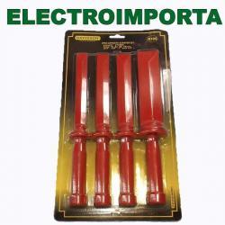 Juego De Formones Plásticos 4 Pcs - Electroimporta