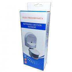 Sensor Movimiento Exterior Intemperie 220v - Electroimporta