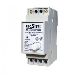 Dimmer Para Riel Din - 1500w - Electroimporta