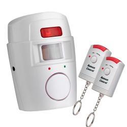 Alarma Con Sensor De Movimiento + 2 Controles Electroimporta