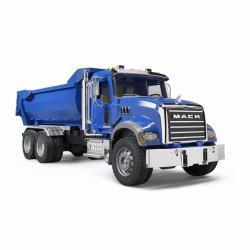 Camion Volcador A Escala Realista - Didáctico - Marca Bruder