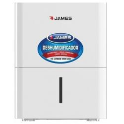 Deshumidificador James 10 Lts Digital Area 16 A 31 M2 Pcm