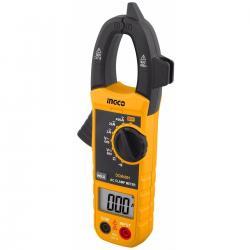 Tester Multimetro Pinza Amperimetrica Digital Ingco Dcm6002