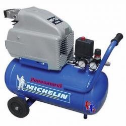 Compresor De Aire Michelin 2hp 24lt 99201 Gtia.1año