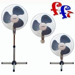 Ventilador 3 En 1 / 16 Pul 3 Vel 40 W C / Luz Hessen