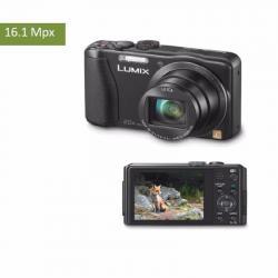 Camara Digital Panasonic 16.1mpx Zoom Optico 20x Dmczs25