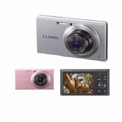 Camara Digital Panasonic 16.1mpx Zoom Optico 5x Dmcfh10pup