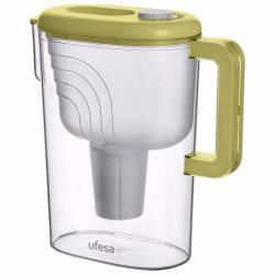 Jarra Purificadora De Agua Ufesa 1.5lts Filtro Ja3000